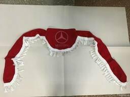 Шторка на лобовое стекло Mercedes Actros