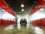 Шторы ПВХ для автомоек производственных помещений:цеха, СТО - фото 8