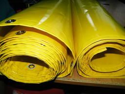 Шторы (перегородки) для автомойки из ПВХ ткани