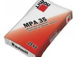 Штукатурка цементно-известковая Baumit MPА-35 д/наружн.