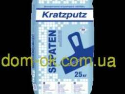 Штукатурка фасадная Shpaten Kratzputz барашек, зерно 2,0. ..