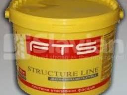 Штукатурка fts strukture line акрилова 2,0 мм камінцева В, 2
