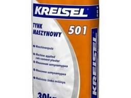 Штукатурка известково-цементная машинная Kreisel 501 25кг