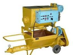 Штукатурный Агрегат СО-154