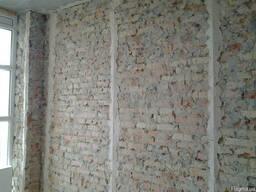 Штукатурные работы в Броварах, гипсовая штукатурка стен.