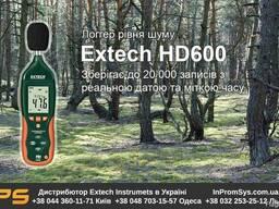 Шумомер-регистратор Extech HD600