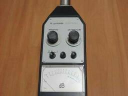Шумомер ШМ-1-М1