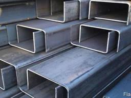 Швелер сталевий, номер профіля 6,5
