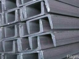 Гнутый профиль, гнутый швеллер100х40х3 мм