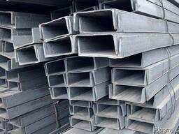 Швеллер 120х40х4, 0 алюминиевый АД31 Т5 ГОСТ 13623-90