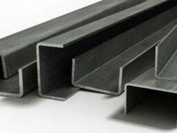 Швеллер 10П длина 12м ГОСТ 8240-97 (1м=8, 642кг)