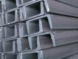 Швеллер алюминиевый 12-60 ст АД31Т5