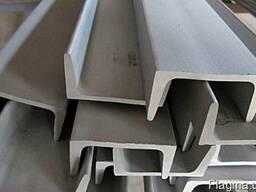 Швеллер алюминиевый 40х20х2, 0 АД31 Т5 ГОСТ купить цена