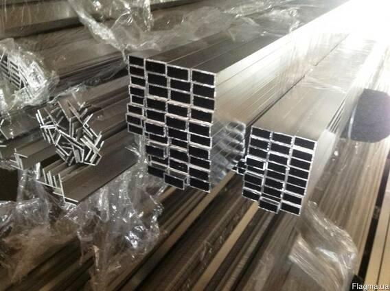 Швеллер алюминиевый АД-1 АД-31 АД-0 АД
