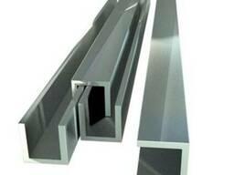 Швеллер алюминиевый АД 31