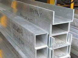 Швеллер алюминиевый 60*40*2, 5 мм купить