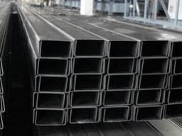 Алюминиевый швеллер отбортованный 20x15x8, 5