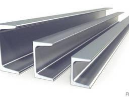 Швеллер алюминиевый (п-образный) ПАС-1220 12х12х1.5 / б. п.