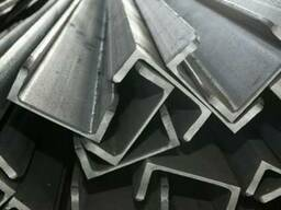 Швеллер гнутый металлический