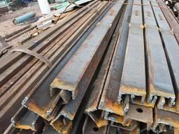 Швеллер стальной, демонтаж