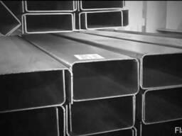 Швелер сталевий гнутий 180х80х5 мм ГОСТ 8278-83