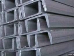 Швеллеры гнутые равнополочные сталь1-3, 09Г2,09Г2Д 36х52х