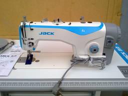 Швейная машина Джек / Jack F4. Сервомотор 220 вольт