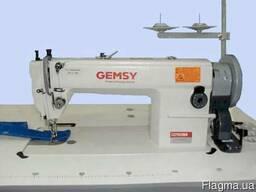 Швейная машина Gemsy/Джемси-0818 Тройной транспорт Стеж 8мм