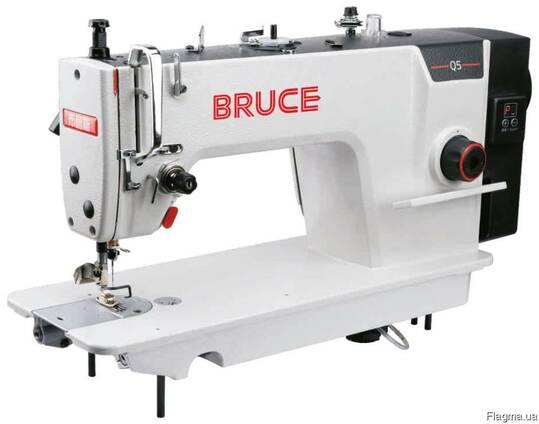 Швейная машина, машинка Bruce Q5 (H). Брюс. Стежок 5 мм.