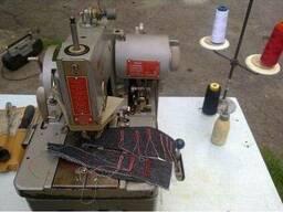 Швейная машина машинка петельная глазковая Минерва Minerva