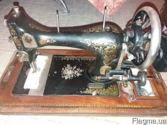 Швейная машинка Gritzner