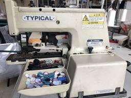 Швейное промышленное оборудование для цеха Б\У