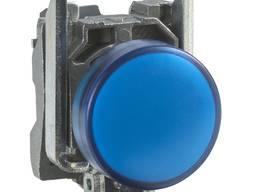 Сигн. лампа/ сигнальная лампа 22мм зі світлодіодом 24В