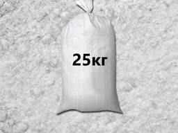 Сіль технічна в мішках по 25кг