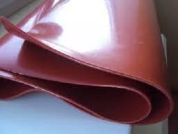 Пластина силиконовая термостойкая d- 1 х 1000 х 1000мм