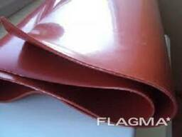 Лист силиконовый (термостойкий)Ф- 30х750x750( 500 х 500мм)