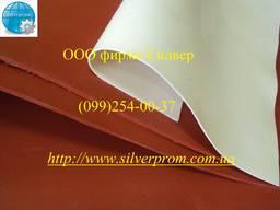 Силиконовая резина толщина 3мм для уплотнений