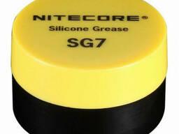 Силиконовая смазка Nitecore SG7 для фонарей и лазеров