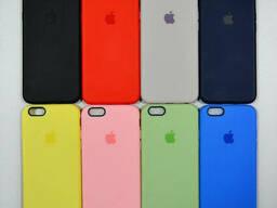 Силиконовый чехол Apple iPhone 7/8 lime