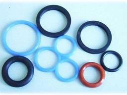 Силиконовые уплотнительные кольца до 3500 мм в диаметре.