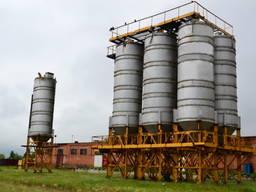 Силос 130 тонн для цемента