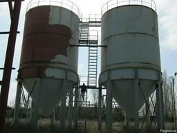 Силос цементный 300 м.куб.