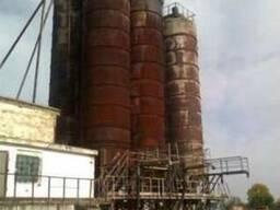 Силос цементный 90 м.куб.
