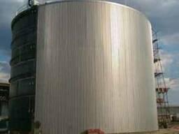 Резервуар вертикальный стальной РВС-5000м3 м.куб. от произв