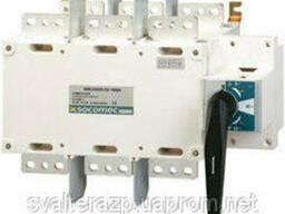 Силовой перекидной рубильник Sircover 125. .. 3150 A