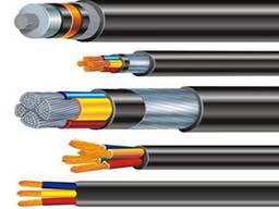 Самонесущий провод с алюминиевыми токопроводящими жилами с изоляцией из светостабилизирова