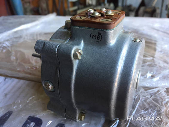 Синхронный двигатель с редуктором СД-54 96 об/мин (новый)