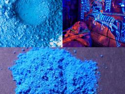 Синий ультрафиолетовый флуоресцентный порошок Нокстон –. ..