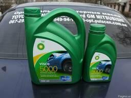 Синтетическое моторное масло BP VISCO 5000 5w-40, 4л