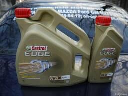 Синтетическое моторное масло Castrol EDGE FST 0w-30, 4л (EU)